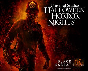 Halloween Horror Nights Black Sabbath Maze