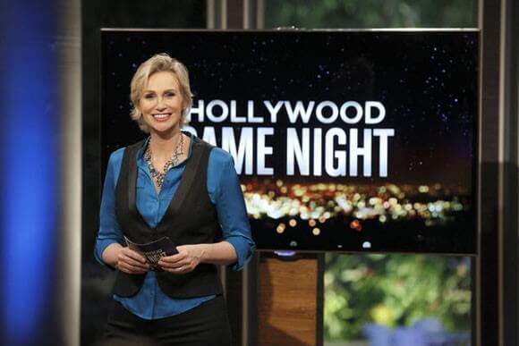 Jane Lynch Hosts Hollywood Game Night