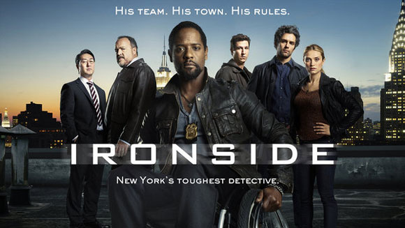 Ironside TV Series Cast