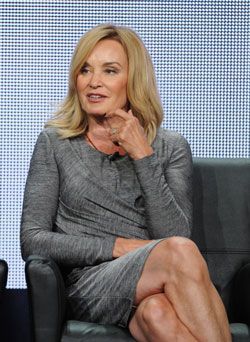 Jessica Lange American Horror Story Coven Interview