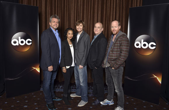 Joss Whedon Agents of SHIELD Interview at TCA