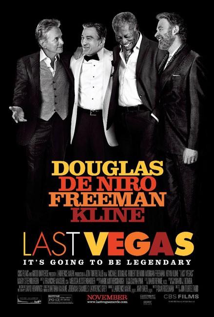 Poster for Last Vegas