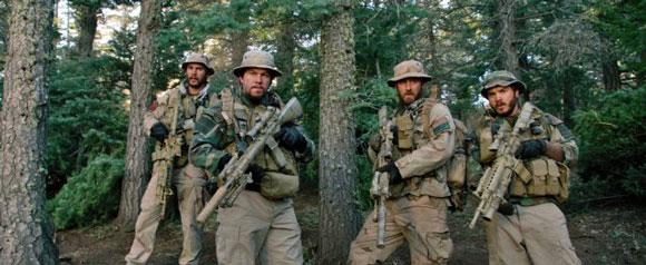Lone Survivor Trailer Starring Mark Wahlberg, Emile Hirsch, Ben Foster, Taylor Kitsch