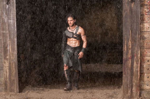 Kit Harington Stars in the Pompeii Trailer