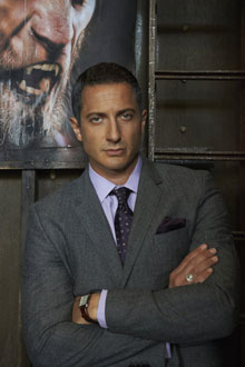 Sasha Roiz Grimm Interview