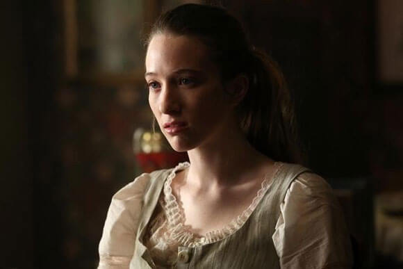 Sophie Lowe Once Upon a Time in Wonderland Interview