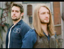 Nick Jamerson and Kris Bentley of Sundy Best Music Profile