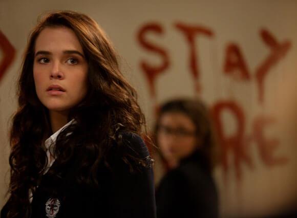 Zoey Deutch in 'Vampire Academy'