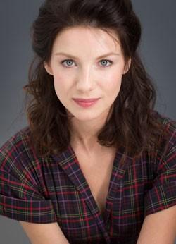 Caitriona Balfe stars in Outlander