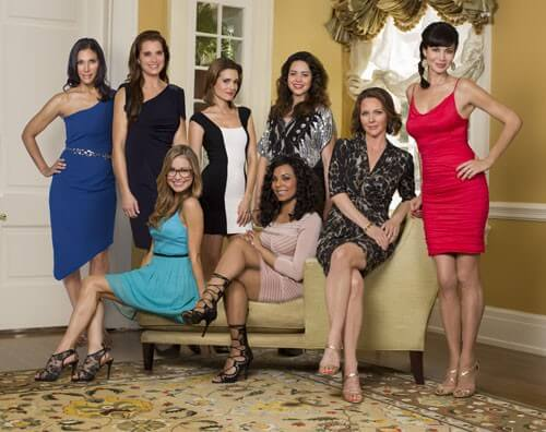 Lifetime Cancels Army Wives