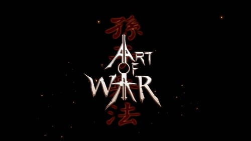 Art of War TV Series Logo
