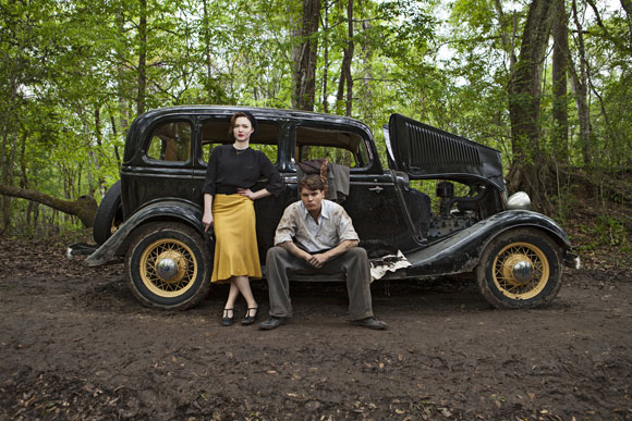 Bonnie and Clyde Miniseries Details