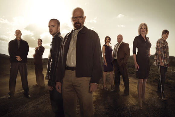 Breaking Bad Earns Producers Guild Nomination