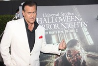 Bruce Campbell honored at the 2013 Eyegore Awards