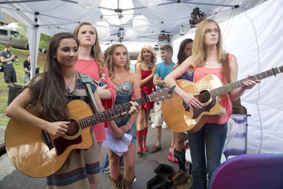 Chasing Nashville Cast Photo