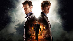 Doctor Who 50th Anniversary Celebration