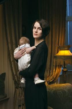 Downton Abbey Season 4 Clip with Michelle Dockery