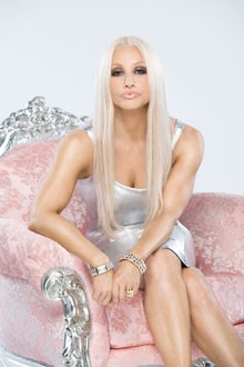 Gina Gershon as Donatella Versace in 'House of Versace'