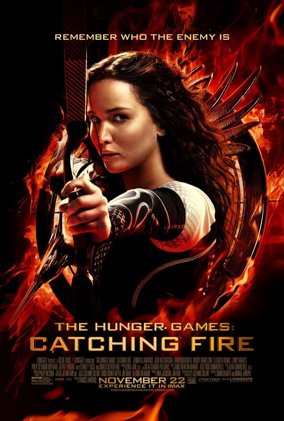 The Hunger Games: Catching Fire Final Poster