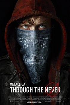 Metallica Through the Never IMAX Openings