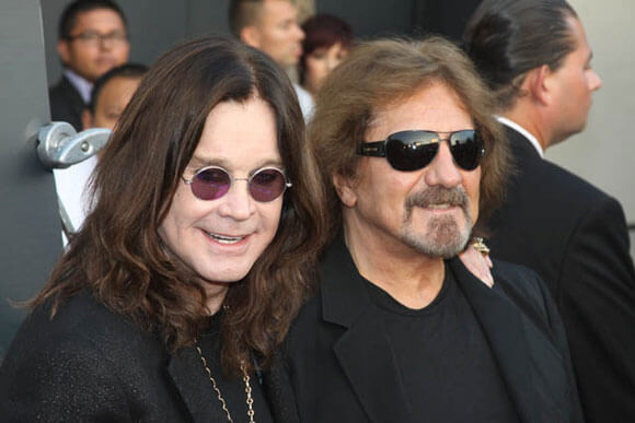Ozzy Osbourne at the 2013 Eyegore Awards