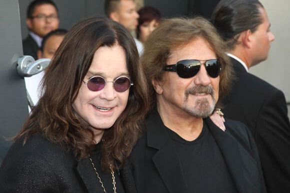 Ozzy Osbourne at the 2013 Eyegore Awards