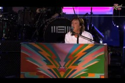 Paul McCartney Performs New on Jimmy Kimmel Live