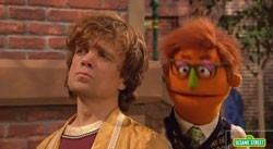 Peter Dinklage Sings with The Muppets