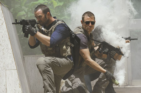 Filming Begins on Season 4 of Strike Back