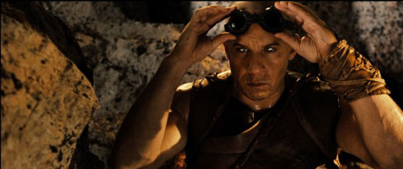 Vin Diesel Riddick Interview