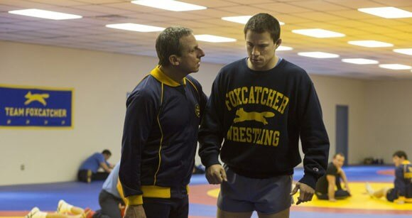 Foxcatcher new clip and trailer