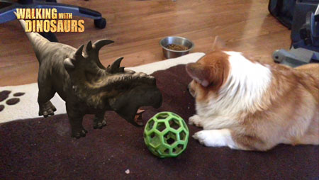 Walking with Dinosaurs App