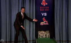 2013 Puppy Predictions on Late Night with Jimmy Fallon