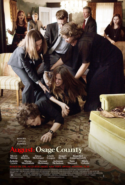 August Osage County Final Poster