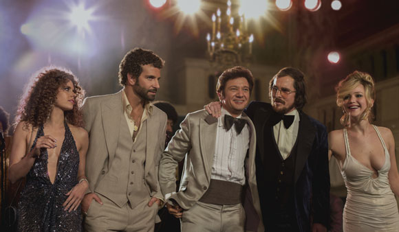 American Hustle Wins Ensemble Award