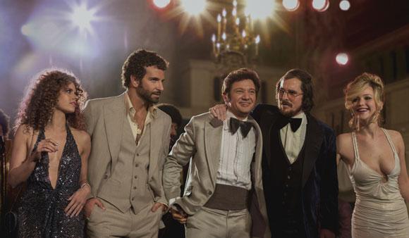 American Hustle Wins Ensemble Award