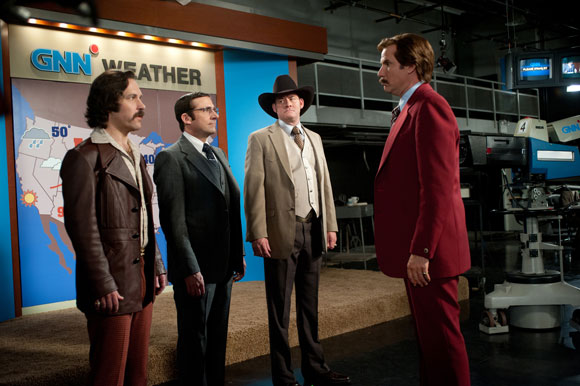 Anchorman 2 The Legend Continues Trailer