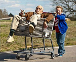 Jackass Presents: Bad Grandpa Starring Johnny Knoxville