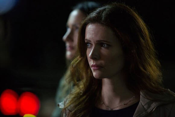 Bitsie Tulloch Interview Grimm Season 3