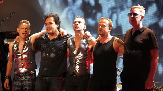 Depeche Mode Concert Review