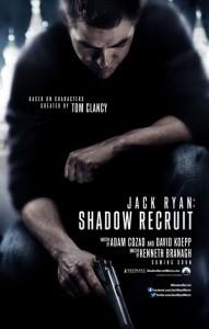 Jack Ryan: Shadow Recruit Poster