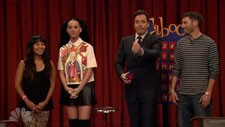 Katy Perry and Jimmy Fallon Play Taboo