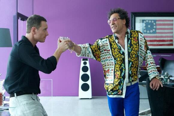 Michael Fassbender Talks The Counselor