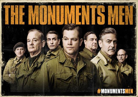 The Monuments Men Trailer 2