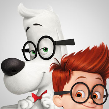 Mr. Peabody and Sherman Trailer