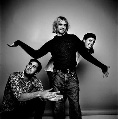 Nirvana Rock and Roll Hall of Fame Nominee