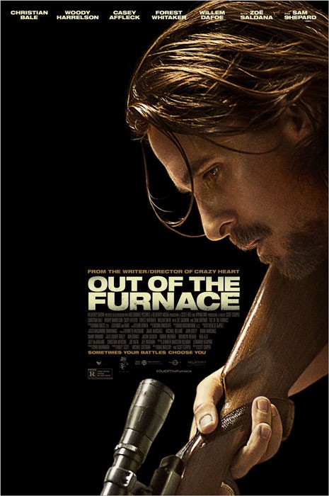 Out of the Furnace Poster with Christian Bale