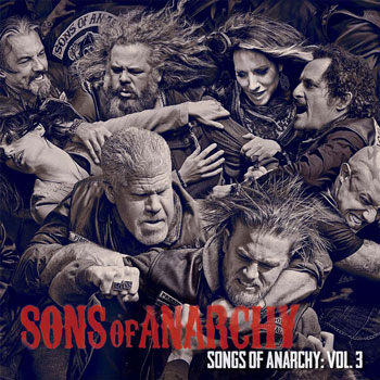 Sons of Anarchy Volume 3 Soundtrack Details