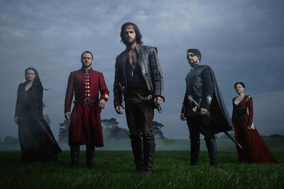 Da Vinci's Demons Season 2 Cast Photo
