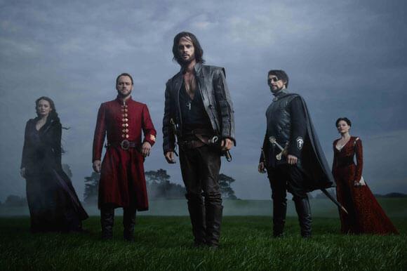 Da Vinci's Demons Season 2 Cast Photo